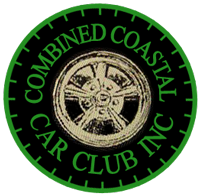 Combined Coastal Car Club badge